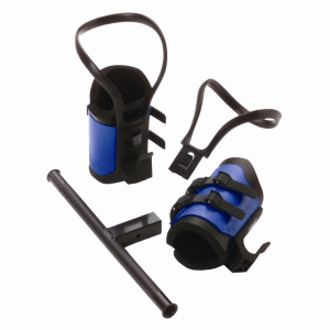 Teeter Hang Ups EZ-Up Gravity Boots with Conversion Bar Adapter Kit