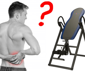 Do inversion tables work?