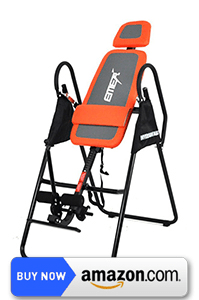 Emer Deluxe INVR-08B Inversion Table