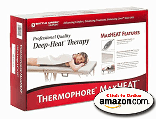 Thermophore MaxHeat Automatic Moist Heat Pack